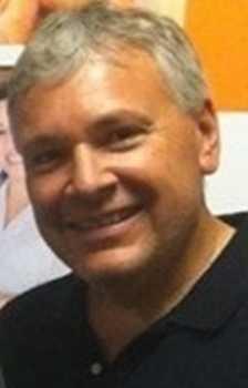 Brad Bergefurd smiling